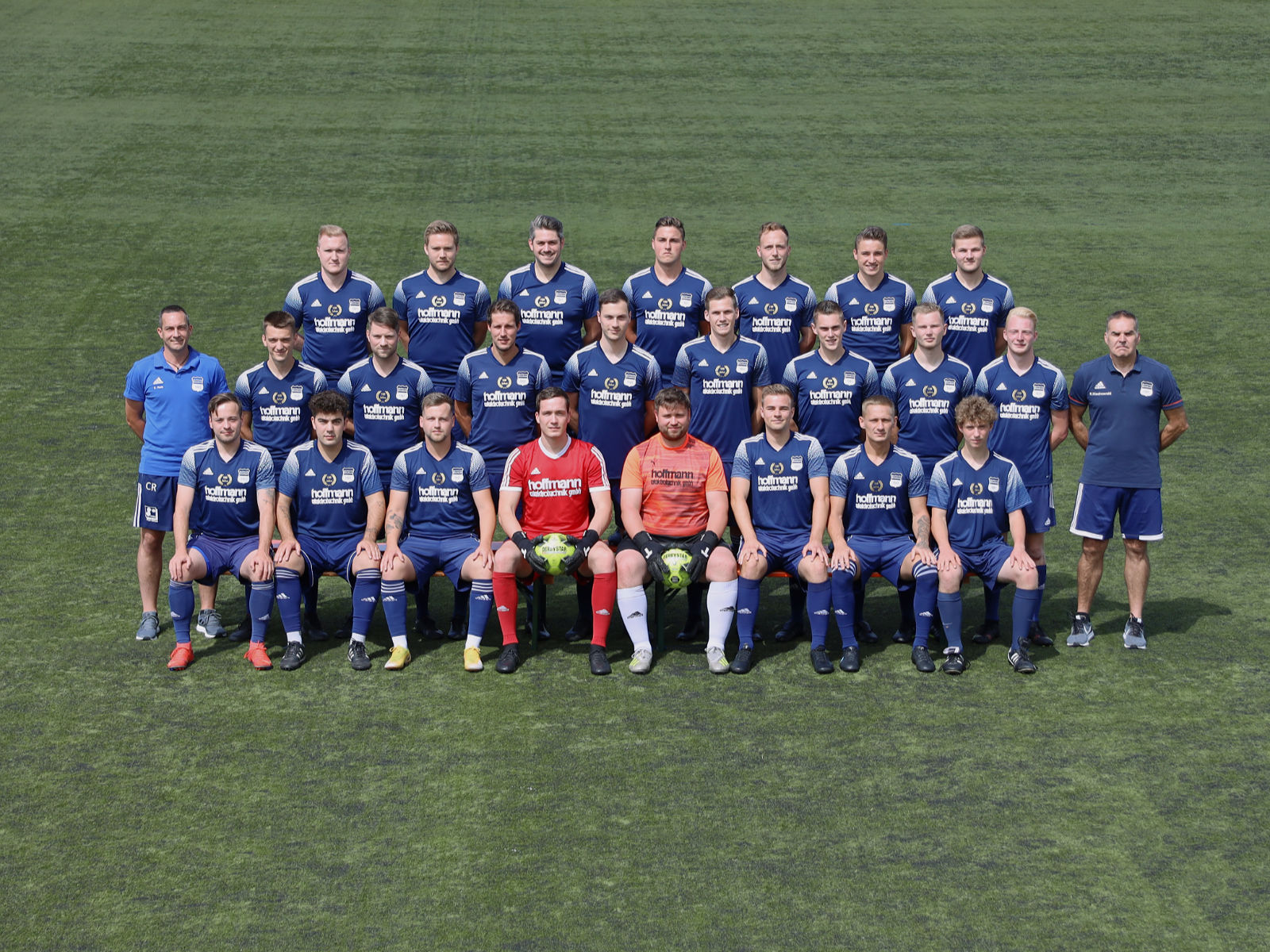 SF Birkelbach 1. Mannschaft