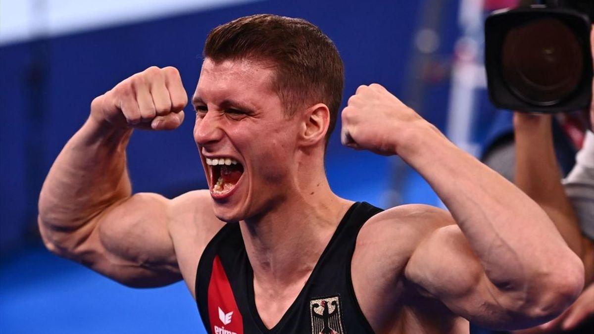 Lukas Dauser holt Silber bei den Olympischen Spielen